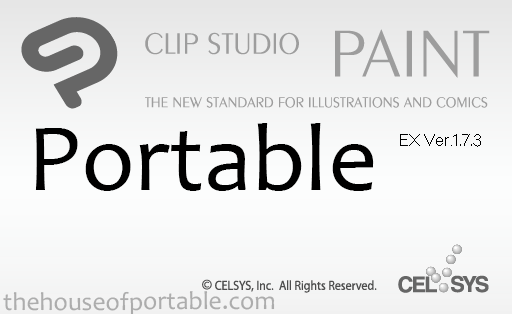 clip studio paint ex 1.9.4 portable