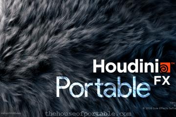 sidefx houdini fx 18 portable