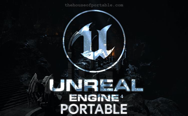unreal engine 4 portable