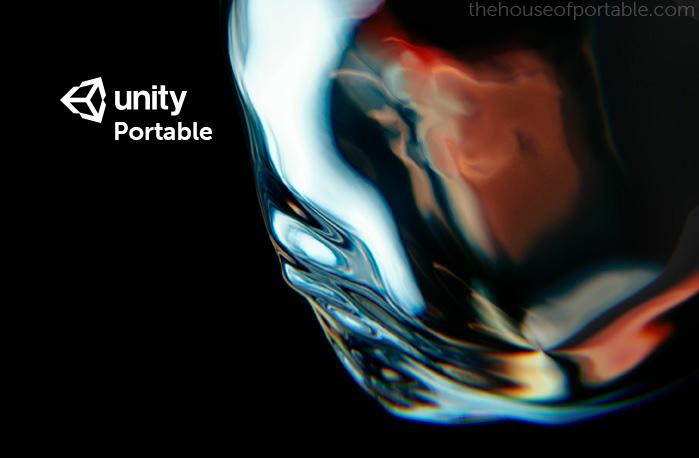 unity 2019 portable