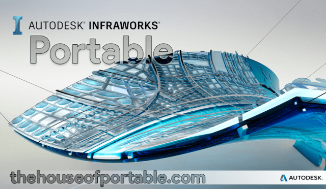 autodesk infraworks 2019 portable