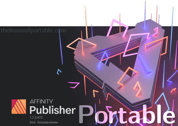 affinity publisher portable