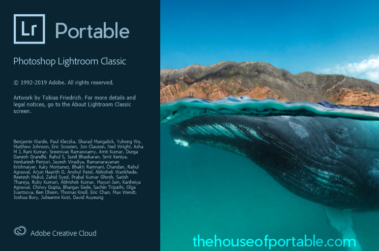 adobe lightroom classic 2020 portable
