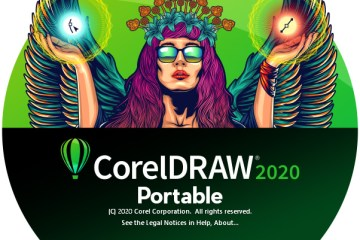 coreldraw graphics suite 2020 portable