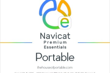 navicat premium essentials 15 portable