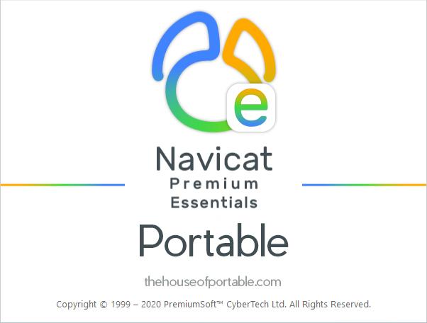 navicat premium essentials 15 portable