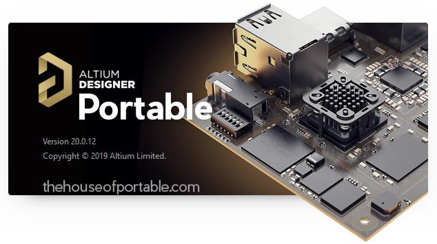 altium designer 20 portable