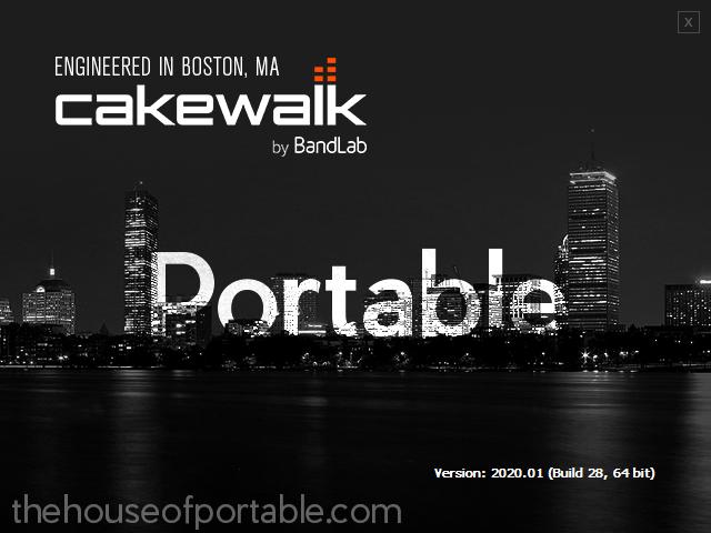 bandlab cakewalk 26 portable