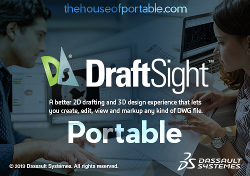 draftsight enterprise plus portable