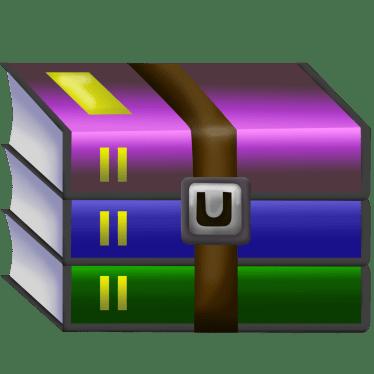 winrar portable icon