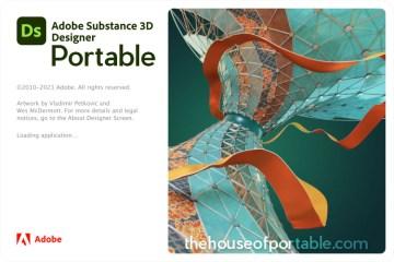 adobe substance 3d designer portable