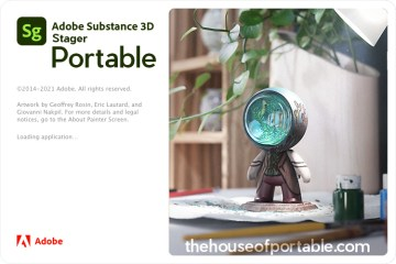 adobe substance 3d stager portable