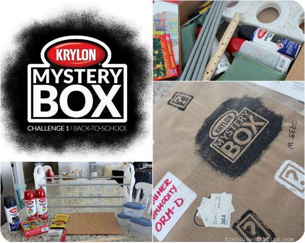 Krylong Mystery Box Challenge - thehouseofsmiths.com