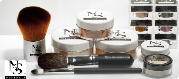 NS Minerals Makeup - Mineral Makeup - the house of smiths