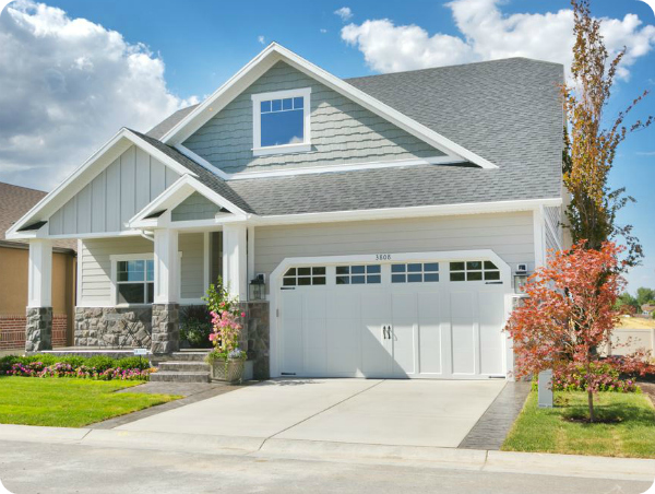 craftsman style home exterior