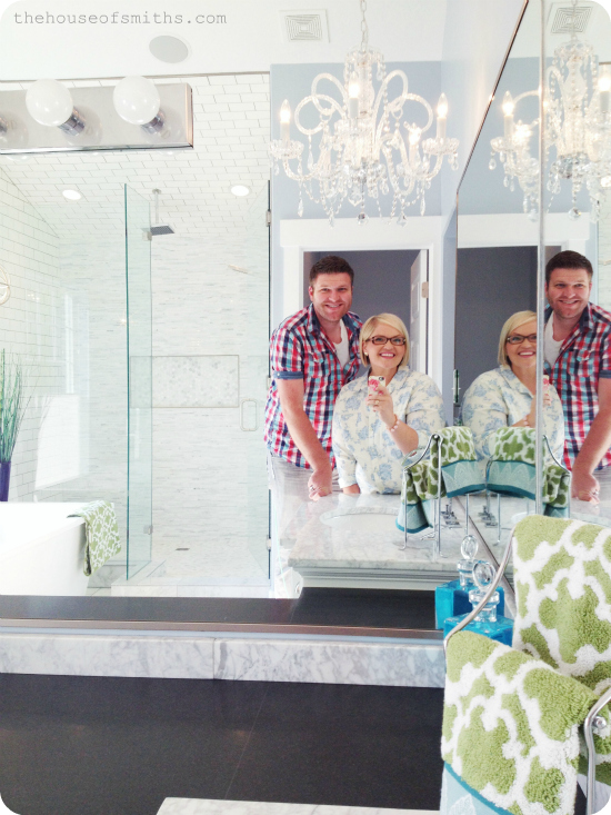 Cason and Shelley Smith - parade of homes - house of smiths