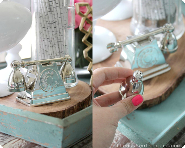 Pottery Barn Salt and Pepper shaker - favorite things - the house of smiths
