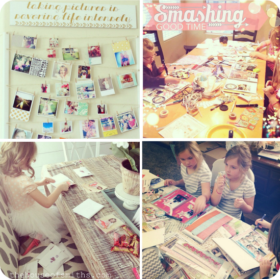 Creating memories with photo documenting - thehouseofsmiths.com