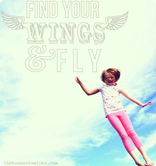 Finding your Wings