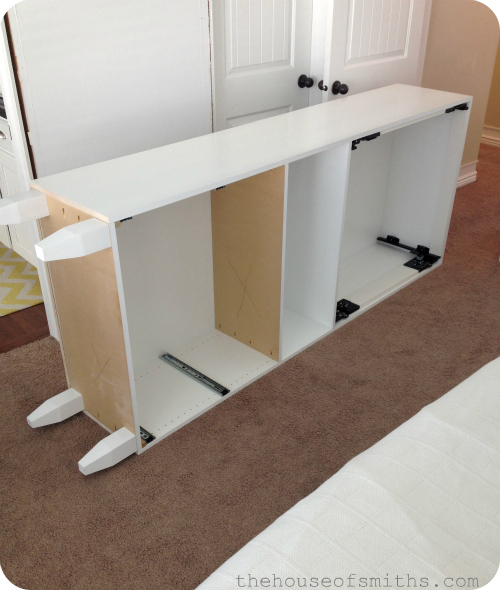 TV cabinet for Master Bedroom - thehouseofsmiths.com