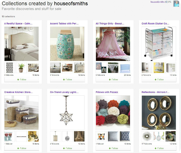 eBay Collections - thehouseofsmiths.com #eBayCollection #FollowItFindIt