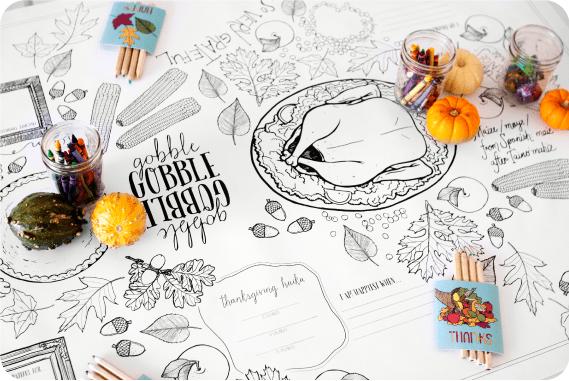 One Thanksgiving Table - Three Different Ways #caravanshoppe #houseofsmiths #Thanksgivingdecor #Thanksgivingtablescape