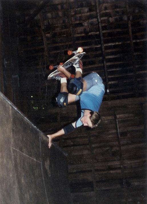 Matt Padulo The Barn 1986