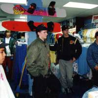 553: Yeah Mike Vallely has been at this for quite sometime..from Jeff Turko's Earth Surfer Shop (NJ)  to Zumiez. Mike V and over two decades of fan service.