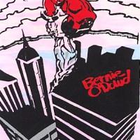 23: Bernie O'Dowd Toxic Skates board graphics 1990