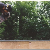 80: Matt Klein's NJ Ramp circa 1987: Team Steam session caught on Super 8