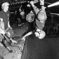 165: Impact Zone Brick NJ Invert on Chair circa 91/92