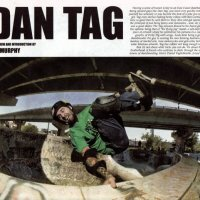 356: Dan Tag Interview by Jim Murphy in Juice issue 65, 2009
