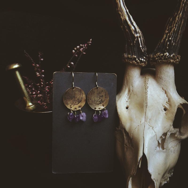 Gorimbaud Design Helsinki Finland Handmade Witchy Jewelry Etsy