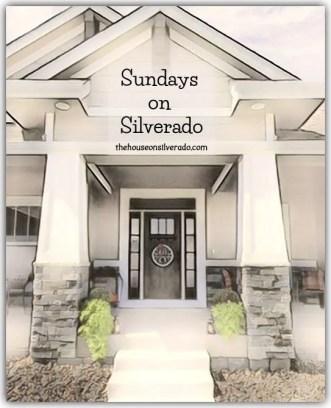 Sundays on Silverado #35 logo