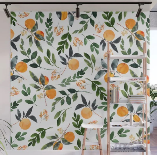 Society6 Orange Grove