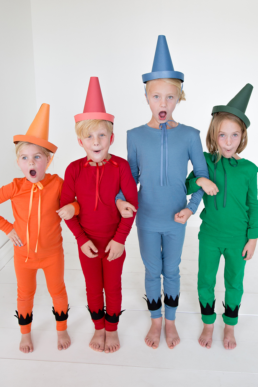 The Day The Crayons Quit Costumes