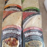 Naanster curry on the go