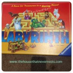 Labyrinth board game by Ravensburger