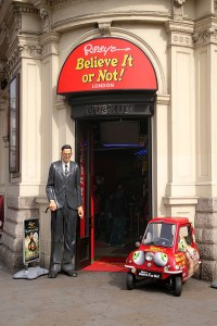 Ripley's Believe It Or Not! London