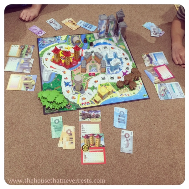Kids Board Games - Hotel Tycoon