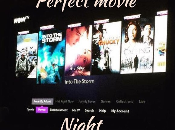 perfect movie night