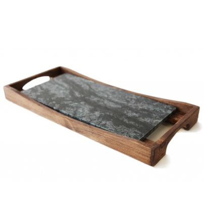 unique soapstone serving