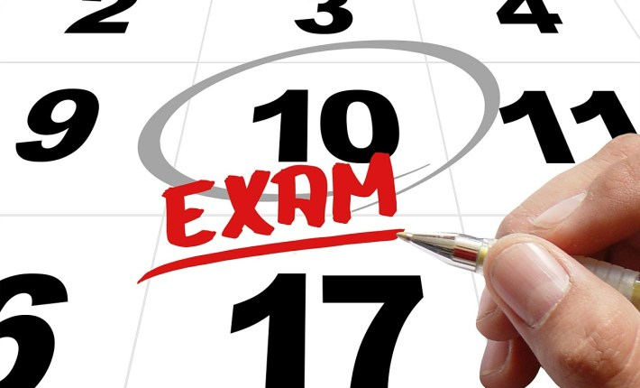 Ways to help your child through their exams