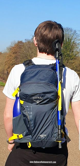 Take A Hike With Osprey Hikelite 26 | Review