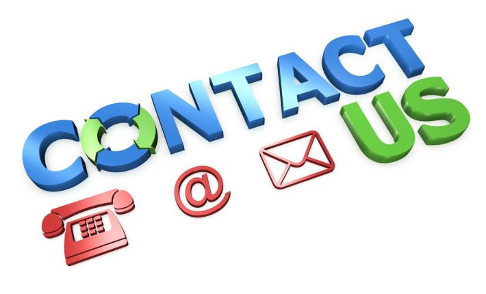 contact and disclosure