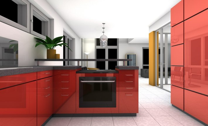 How To Do More With Your Kitchen Colour Scheme