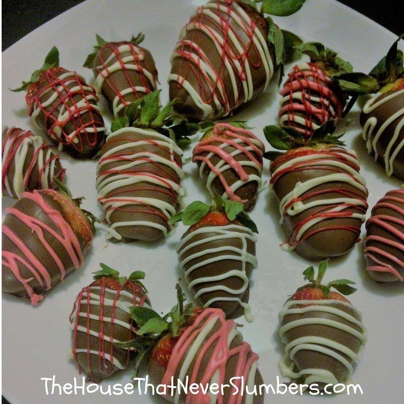 Ghirardelli Chocolate Dipped Strawberries