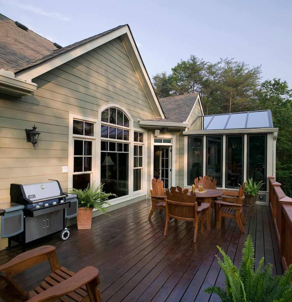 How Much Does it Cost to Build a Deck? - The Housing Forum on Backyard Patio Cost id=42191