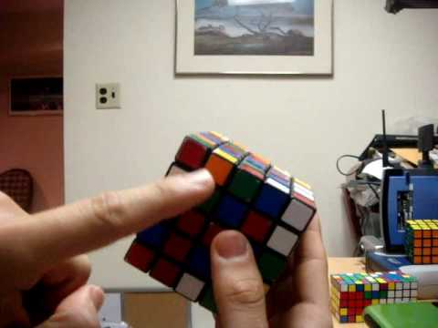 How To Solve a 5x5x5 Rubik's Cube – Part 2 – Finishing Centers – The