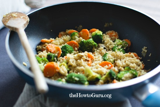 31 Days of Delicious Easy Recipes for Busy Wives: Fabulous Stir Fry Recipe (Day 4) by The How-To Guru